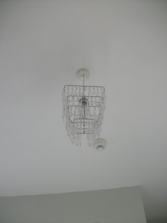 Lancers House:                   Lovely light fittings all around the hotel