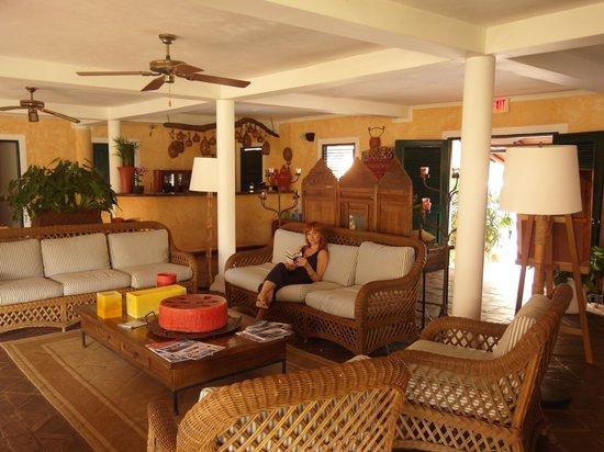 Hotel Vecchia Caserma:                   Lobby
