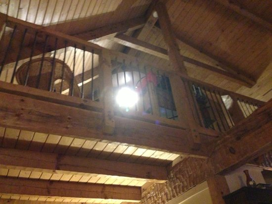 Savage River Lodge:                   Bedroom Loft