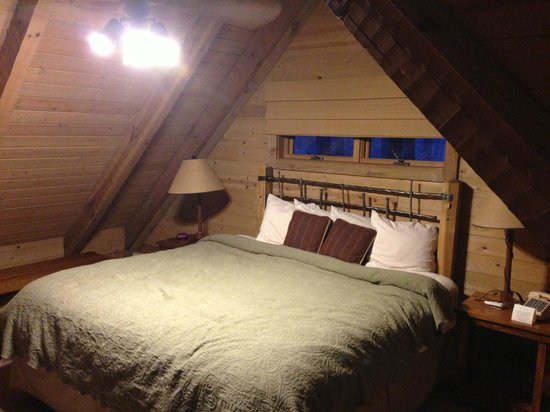 Savage River Lodge:                   Kind Bed