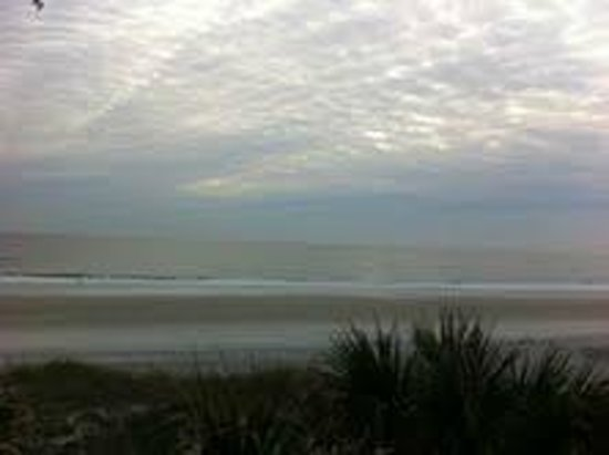 Jacksonville Beach:                   Beautiful even on a cloudy day