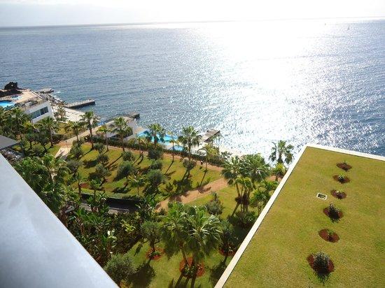 Vidamar Resort Madeira:                   Vista quarto