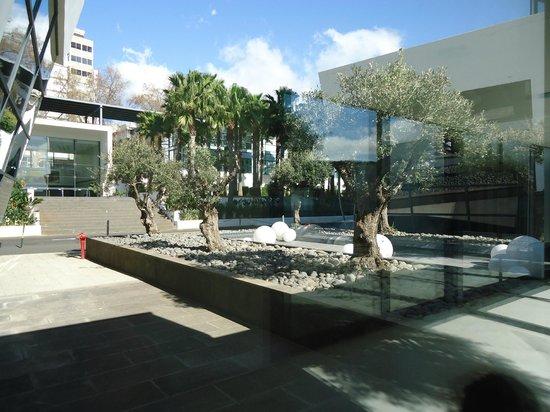 VidaMar Resort Hotel Madeira:                   Jardim interior