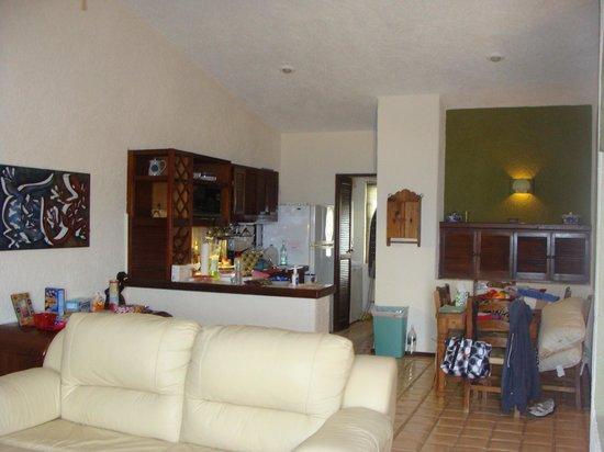 Terrasol Beach Resorts :                   Kitchen