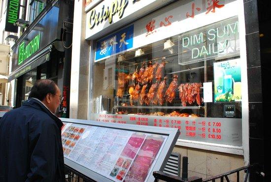 Soho: i negozi cinesi