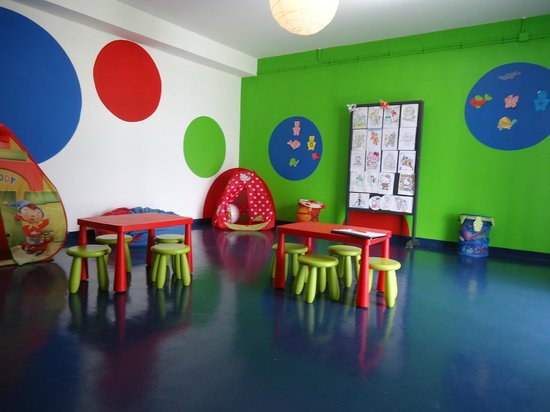 VidaMar Resort Hotel Madeira:                   Kids club