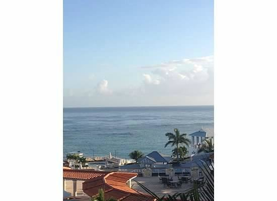 Beaches Ocho Rios Resort & Golf Club:                   view from1418
