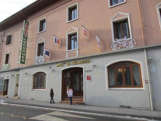 Hotel St-Georges : hôtel