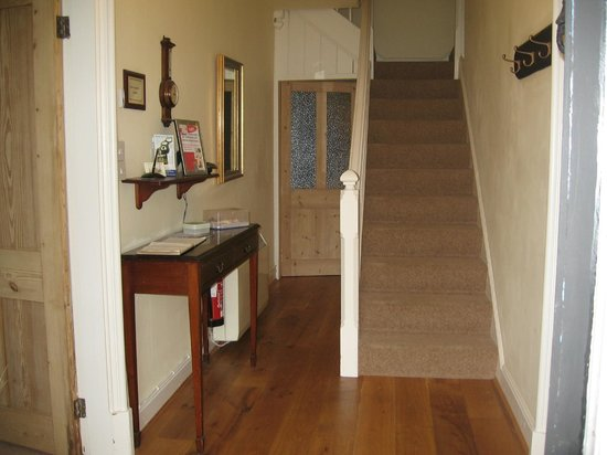 Newcourt Barton: Hallway