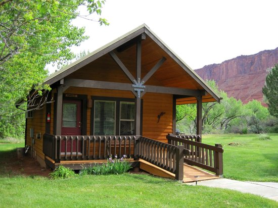 Castle Valley Inn: Anasazi Cabin