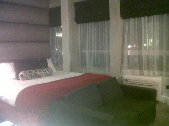 Sandman Signature Newcastle Hotel:                                                       Comfy Bed