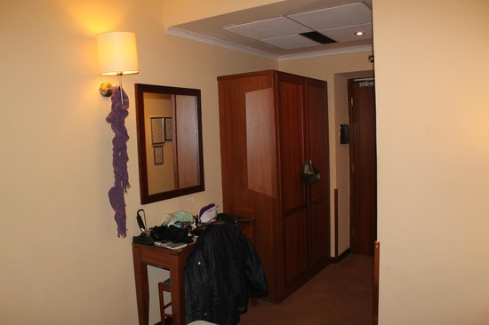 Hotel Villafranca:                   room