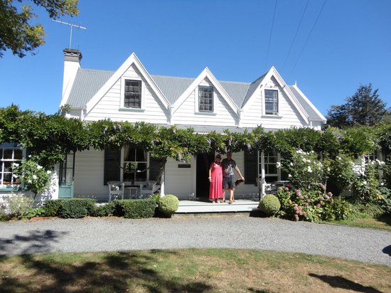 Marlborough Bed & Breakfast:                   Did not want to leave.