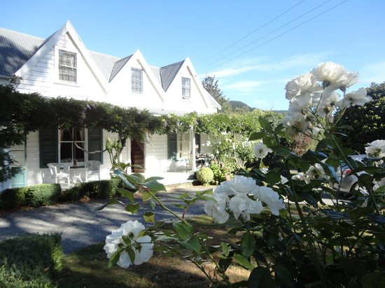 Marlborough Bed & Breakfast:                   Beautiful