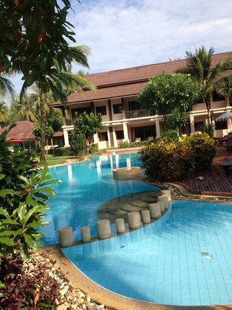 Piscine Picture Of The Andamania Beach Resort Khao Lak