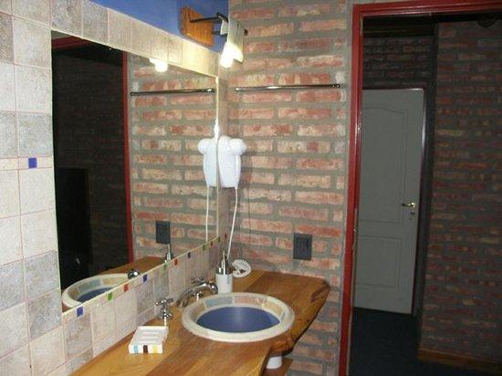 Latitud 49 Apart: il bagno