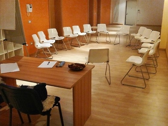 Bed and Breakfast Villa Sofia: Zona comune / sala riunioni