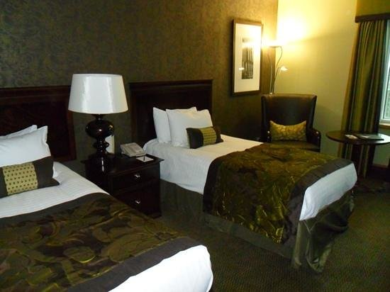 Hilton Glasgow: twin room