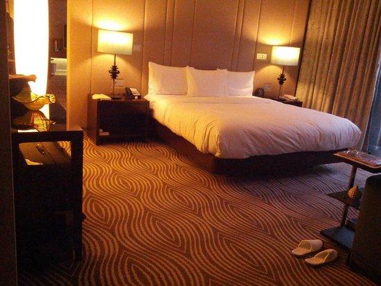 Hilton Berlin: camera de luxe