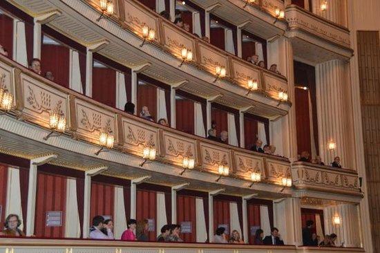 写真ウィーン国立歌劇場枚