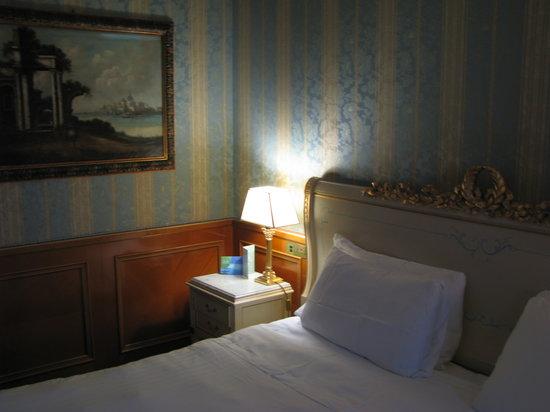 Parco dei Principi Grand Hotel & SPA:                   la chambre