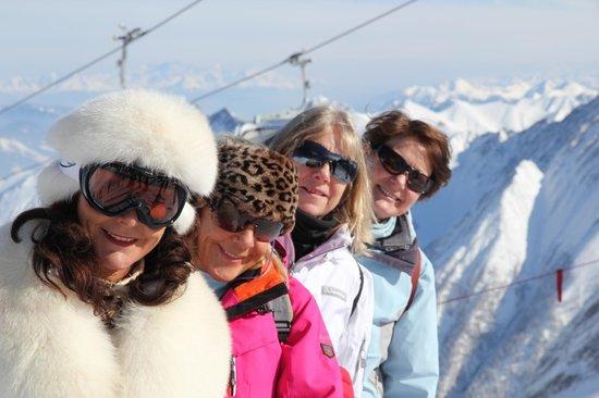 Hotel Tirolerhof: On the slopes