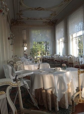 Grand Hotel des Iles Borromees & SPA:                   restaurant