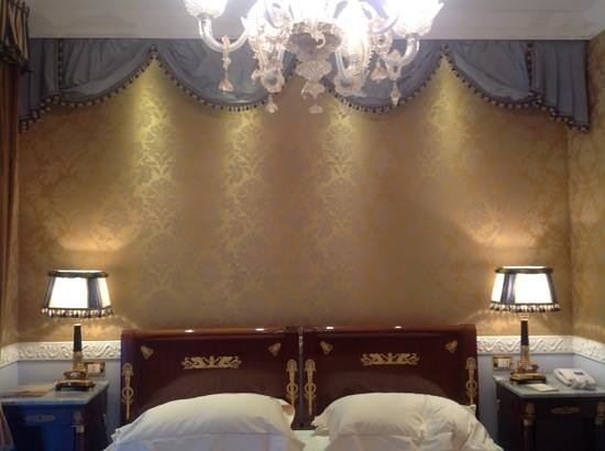 Grand Hotel des Iles Borromees & SPA:                   suite junior (chambre 406)