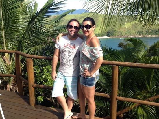 Ilha de Toque Toque Boutique Hotel & Spa:                   linda vista da piscina
