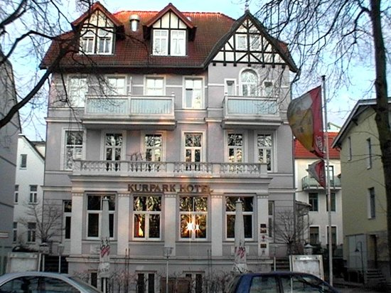 kurparkhotel warnemuende updated prices reviews