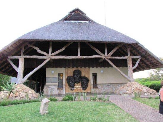 Skukuza Rest Camp : Bâtiment d'accueil