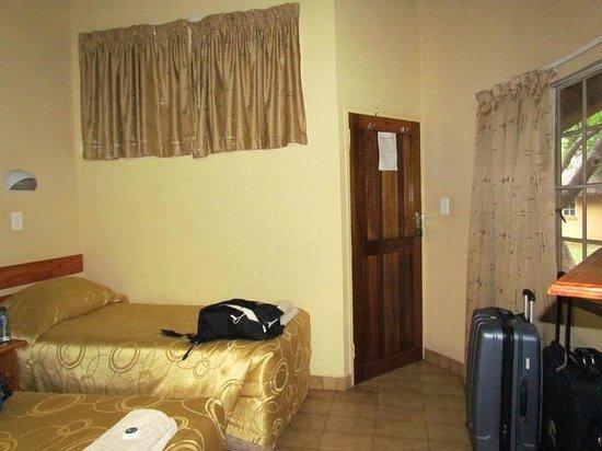 Skukuza Rest Camp : Chambre ronde