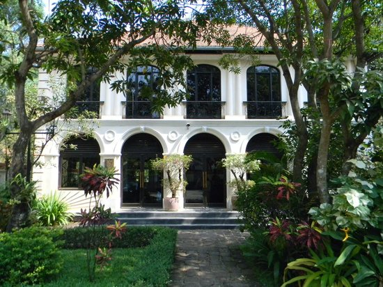 Heritage Suites Hotel:                   Accueil