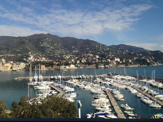 Excelsior Palace Hotel:                   Rapallo