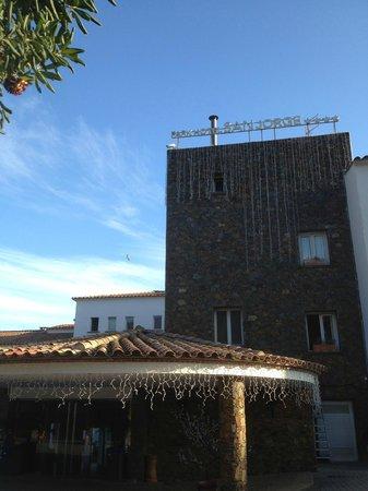 Park Hotel San Jorge :                   il faisait tres beau en plus!!:)