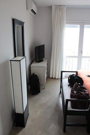 سيرينا هوتل: Room