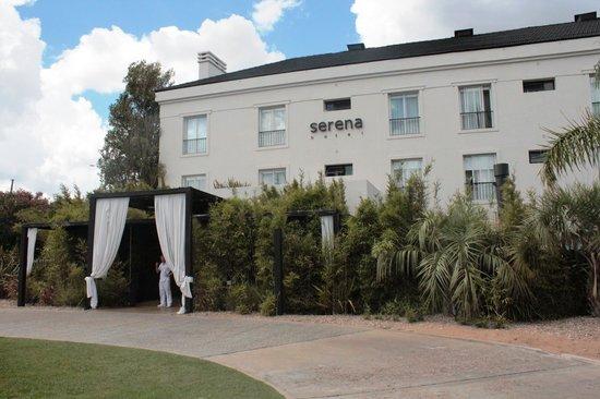 Serena Hotel Punta del Este: Facade