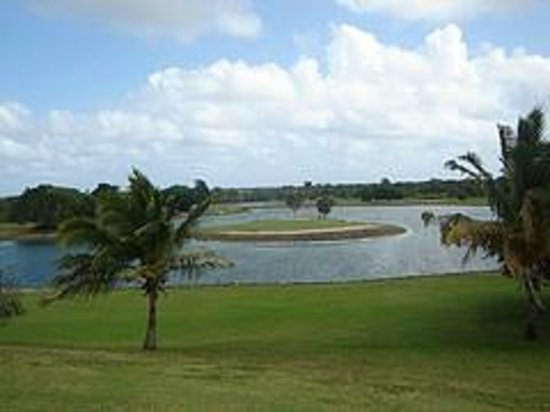 Catalonia Royal Bavaro:                   golf course