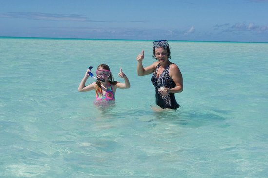 Island Routes Caribbean Adventures:                   Finding Shells