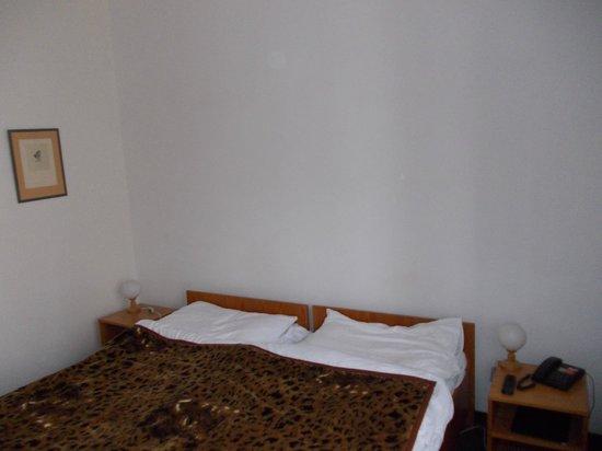 Hotel Esprit Prague:                   Łóżka duże i wygodne