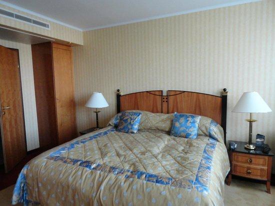 Kempinski Hotel Corvinus Budapest:                   habitacion