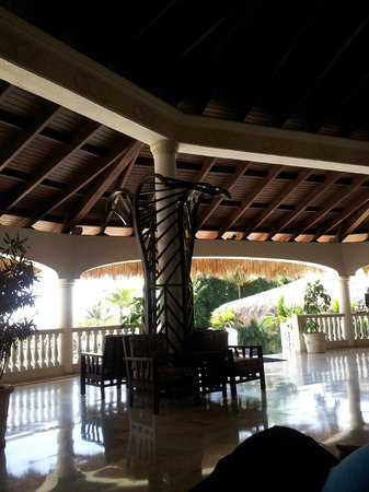 Cofresi Palm Beach & Spa Resort: hotel lobby