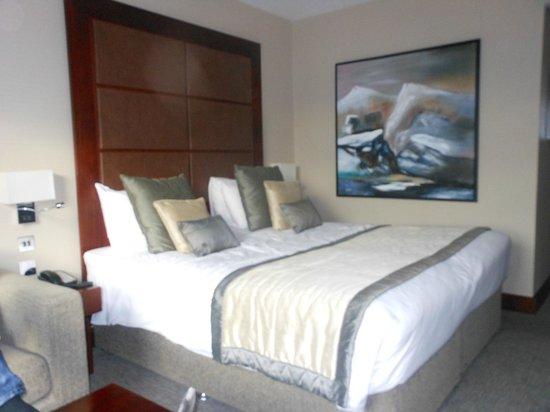 Grange St. Paul's Hotel:                   Bed