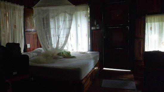 Maney Resort: Bungalow Nr.2 schon geräumiger