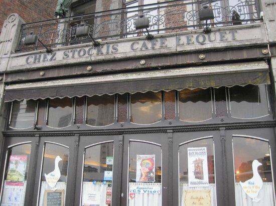 Cafe Lequet: lequet à Liège