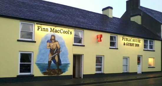 Finn MacCool's Public House and Guest Inn