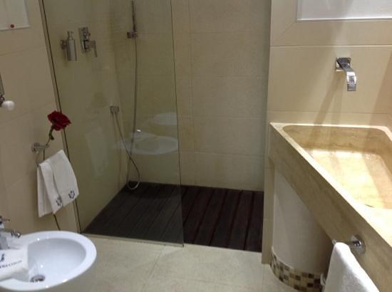 Le Camere dei Conti:                   il bagno