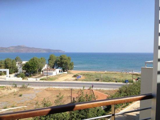 Cretan Dream Royal: A wonderful view from our room