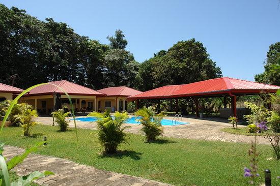 Kekemba Resort Paramaribo : Outside area