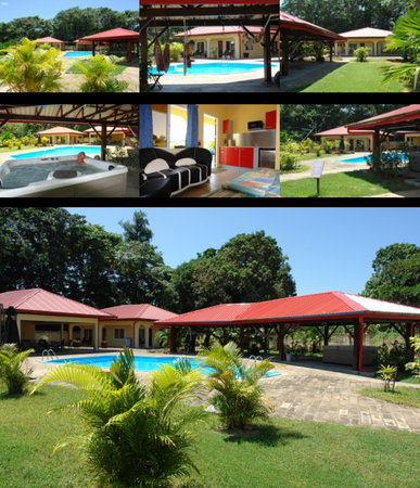 Kekemba Resort Paramaribo: Official rating: 3 stars from Caribbeanexperiences (tm) branding and rating system